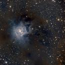 Iris nebula NGC 7023,                    Audrius