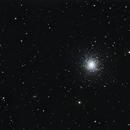 M13 - Hercules Globular Cluster,                                  Orestis Pavlou
