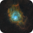 M8 - Lagoon Nebula - 2020,                                lbru