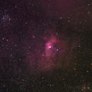 NGC 7635  -  M 52 -  SH2-159,                                Tullio Di Primio