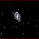 NGC 3992 Galaxy,                                AlBroxton