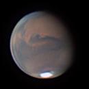 Mars 53 days before opposition 2020,                                umbarak