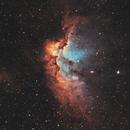 The Wizard Nebula,                                lefty7283