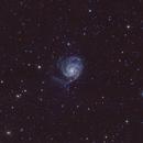 M101 The Pinwheel Galaxy,                                Jim Carroll