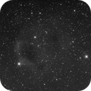 Sh 2-173, The Phantom Of The Opera Nebula in Ha,                                Madratter
