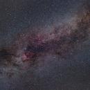 Cygnus Wide Field and A Million Stars,                                meteoritehunterjim