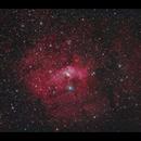 NGC7635 Bubble Nebula,                                Göran Nilsson