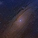 Andromeda Galaxy/M31,                                Shailesh Trivedi