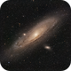 Messier 31,                                Joe Beyer