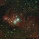 NGC2264 Cone Nebula and Christmas Tree Cluster,                                Dainius Urbanavicius
