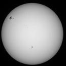 Sun (White light), 19-Oct-2014,                                xb39