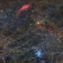 Perseus and Taurus widefield,                                  Toshiya Arai
