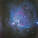 M42 - Orion,                                Andrea Vanoni