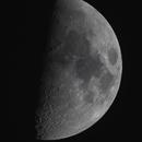 Der Mond bei Aldebaran,                    Horst Twele