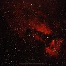 Cat's Paw Nebula (NGC 6334),                                Pat Hanrahan