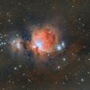 M42, DSLR Under Moonlight,                                Lensman57
