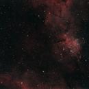 Melotte 15 in the Heart Nebula,                                lenart