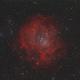 Rosette Nebula (NGC 2237),                                Nikolay Vdovin