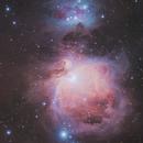 La grande nebulosa di Orione,                                Gianni Cerrato