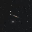 NGC 4157,                                Mark