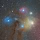 Rho Ophiuchi Cloud Complex,                                Delberson