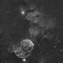 IC443 and IC444,                                bruciesheroes