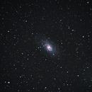 Triangulum Galaxy M33,                                CGPhotography