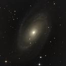 M81 Bodes Galaxie,                                OKB