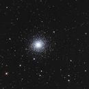 Messier 92 - NGC 6341 - A Globular Cluster in Hercules,                                  Andrea Alessandrelli
