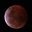 Lunar Eclipse; January 2019,                                KHartnett