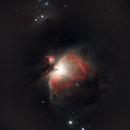 Nébuleuse d'Orion M42,                                Fayçal