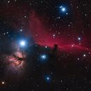 Horsehead Nebula in LHaRGB,                                Mauricio Christiano de Souza