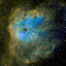 Tadpole Nebula IC 410,                                Kieron Boost
