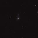 M60 galassia ellittica - 15 aprile 2015,                                Giuseppe Nicosia