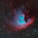 NGC 281 Pacman Nebula,                                Aaron Freimark