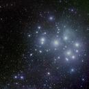 c/2016 R2 and Pleiades,                    andrealuna