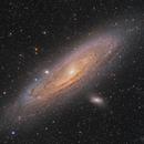 M31 - Andromeda Galaxy,                                Yakov Grus