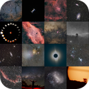 Astrophotography Collage 2019,                                Molly Wakeling
