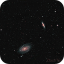 An old M81-M82 reprocessed include supernovae,                                ZlochTeamAstro