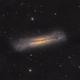 NGC3628 The Hamburger Galaxy,                                niteman1946