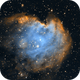 NGC 2174,                                Mike Sheffler