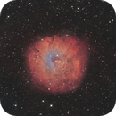 Sh2-170 - The Small Rosette Nebula,                                Ola Skarpen SkyEyE