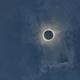 Solar eclipse 8-21-17,                                Mark L Mitchell