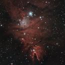 Cone nebula - NGC2264,                                Maximilian