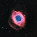 NGC7293 - Helix Nebula,                                Bryan He