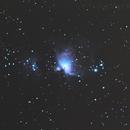 Orion Nebula M42,                                Mikko Laine