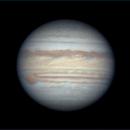 Jupiter Animation,                                Matt Hughes