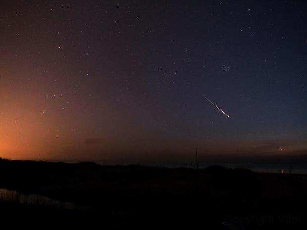 Meteors,                                Vital