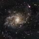 M33 - Lucky Imaging,                    Igor von Nyssen
