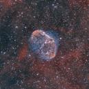 NGC6888 - The Crescent Nebula,                                Tristan Campbell